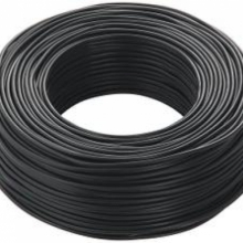 CAVO CORDICELLA UNIPOLARE FS17 450/750 V 1X1,5MMQ NERO product photo