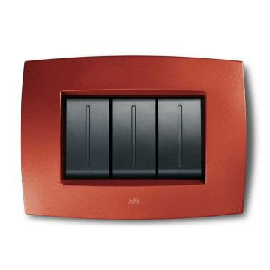 ABB SACE S.P.A. 2CSE0323SMP - PLACCA SMART TECN. 3M, ROSSO ARIZONA product photo Photo 01 3XL