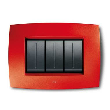PLACCA SMART TECN. 4M, ROSSO ABB product photo Photo 01 3XL