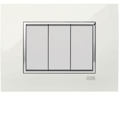 MYLOS PLACCA SQUARE LUCENT BIANCO ALABASTRO 3M product photo Photo 01 3XL