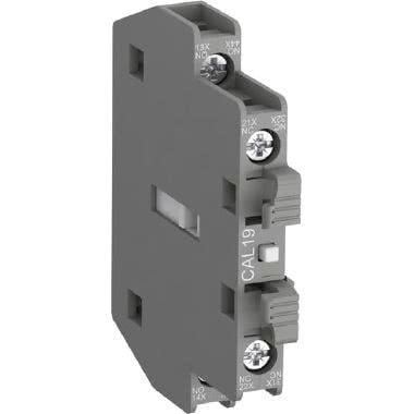 ABB SACE S.P.A. CAL19/11 - CAL19-11 CONTATTO AUX LATERALE AF116-AF370 product photo Photo 01 3XL