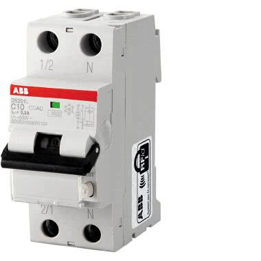 ABB SACE S.P.A. DS201LC16003 - Int. magnet. diff., 4,5 kA, AC, C16, 30 mA product photo Photo 01 3XL