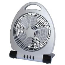 ARDES BOXFAN23 - VENTIL.TERRA.D.23 SILVER 20W product photo