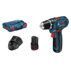 BOSCH 0601868109    TRAPANO / AVVITATORE A BATTERIA GSR 12V-15 PROFESSIONAL product photo