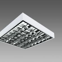 DISANO ILLUMINAZIONE 773EL2X36BI - COMFORT T8 product photo