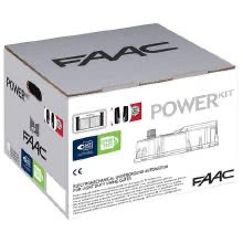 FAAC 106746445 - POWERKIT 230V GREEN product photo