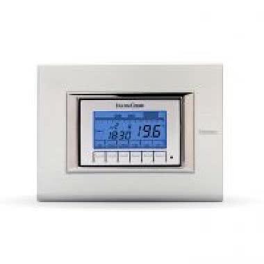 Termostati temperatura regolazione fantini cosmi for Cronotermostato fantini cosmi ch141