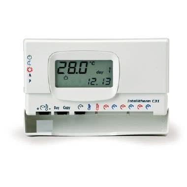 Termostati temperatura regolazione fantini cosmi for Fantini cosmi intellitherm c31