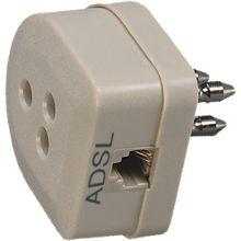 FANTON 22385 - COMMUTATORE ADSL SP/PRESA TRIP product photo