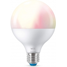 75WGLOBOTW+RGB LAMPADA WIZ COLOR GLOBO SMERIGLIATA 75W E27 78635900 product photo