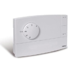 PERRY ELECTRIC 1TPTE500B TERMOSTATO PARETE ELETTRONICO SERIE ZEFIRO, BIANCO product photo