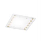 ROSSINI ILLUMINAZIONE 1050/45/AM - PLAFONIERA DECORI COLORATI product photo