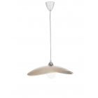 ROSSINI ILLUMINAZIONE 1073-40-MA - SOSPENSIONE VETRO DECORATO product photo