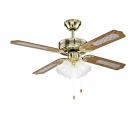 ROSSINI ILLUMINAZIONE 7566/OL - VENTILATORE 4 PALE CON LUCE product photo