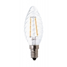 ROSSINI ILLUMINAZIONE L.286-4-C - TORTIGLIONE LED E14 COB LINEARE 4W product photo