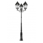 ROSSINI ILLUMINAZIONE T.843-3-LED - LAMPIONE DA ESTERNO LED product photo