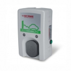 SCAME 204.WB11P-T232       WALLBOX 1 PRESA TIPO 2 7KW product photo