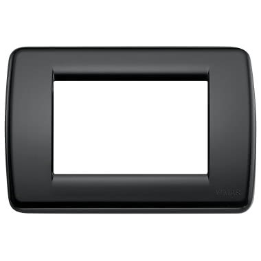 PLACCA RONDÒ 3M NERO product photo Photo 01 3XL