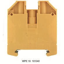 WEIDMULLER 1010400000 - WPE 16 product photo